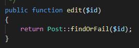 Cara Melakukan Edit Data Menggunakan Laravel Vue
