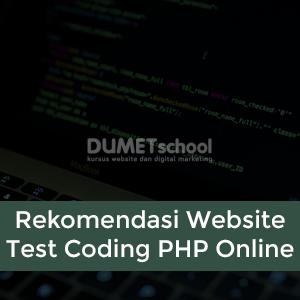 3 Rekomendasi Website untuk Test Hasil Coding PHP Secara Online